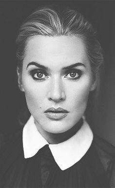 Kate Winslet. I swear, she only gets more beautiful with age.