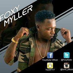 """Foxy Miller change de style et l'album """"Colors"""" promet d'être surprenant ! Sortie prévue fin 2016. @fxmlr_official #webadubradio #dancehall #dancehallmusic #trap #radio"""
