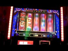 Greatest Game in the West slot machine bonus win at Parx Casino.