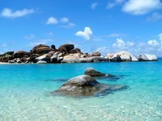 The Baths, BVI