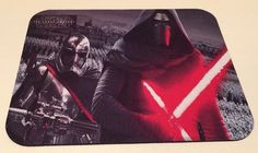 Star Wars The Force Awakens KYLO REN Ultra Thin Custom Gamer Mouse Pad  #PHATGraphix
