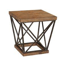 Signature Design by Ashley Cordine Light Square End Table (Table)