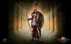 Sparta: War of Empires Concept Art