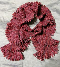 sea lettuce scarf  http://www.ravelry.com/projects/beadness/sea-lettuce-scarf-468