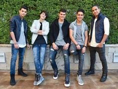 CNCO and the Return of the Latino Boyband - CelebMix Am I In Love, Ricky Martin, Enrique Iglesias, With All My Heart, Cool Bands, Summer Fun, Miami Florida, 4 Life, Google Search