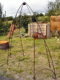 metal sculpture for home and garden commissions undertaken - Metal ...