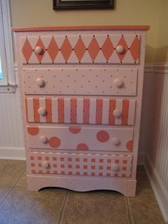 distressed furniture 294 jpg whimsical chest of drawers $ 185 pm ...384 x 512   50.9 KB   picasaweb.google.com