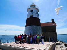 On June 13, 2015, New York Adventure Club & Untapped Cities ventured out by boat to Execution Rocks Light in the Long Island Sound for one of our most adventurous experiences to date!
