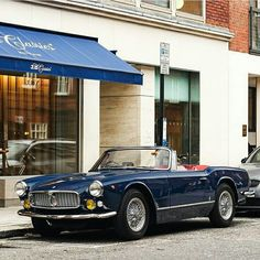Maserati 3500 GT Vignale Spyder 1964
