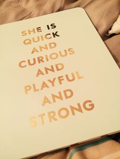 #she #quote