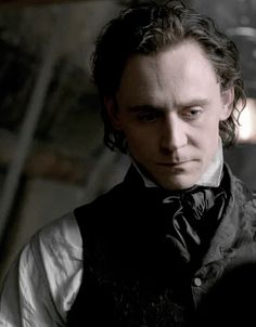 """I'm not playing a Hannibal Lecter type, but he is a complicated soul."" —Tom Hiddleston [on Sir Thomas Sharpe]. Crimson Peak"