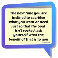 Do It--Rock That Boat!! (via VirtualMoxie.com)  #VATip #virtualassistance #virtualassistant www.assistu.com  | www.virtualmoxie.com