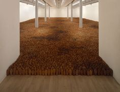 antony gormley field - Google Search