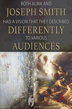 Alma and Joseph Smith spoke and wrote about their spiritual experiences on multiple occasions in different ways. This is not to say that they made things up as they went along. Rather, their variation in details seems to have been prompted by their varying audiences and inspired by what they had been going through in their individual lives. https://knowhy.bookofmormoncentral.org/content/why-are-there-multiple-accounts-of-joseph-smith-and-almas-visions #FirstVision #JosephSmith #BookofMormon…