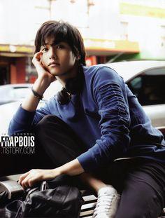 Song Joong Ki Elle