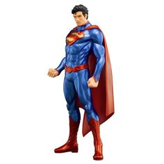 One day....    Superman New 52 ArtFX Statue