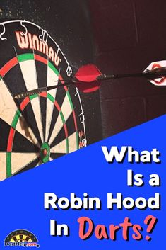 Unlike the story of Robin Hood and his archery contest, we are talking darts here. So, What is a Robin Hood in darts? #darts Best Darts, Archery, Robin, The Past, Dart Board, Blog, Articles, Bow Arrows, Diana