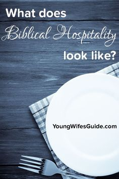 Hospitality can come in many forms but the ultimate purpose is this: To honor and obey God by serving those around us. As Christians we are called to practice Biblical Hospitality…and practice it with joy!