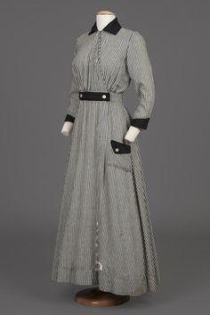 Dress, circa 1910.                                                       …