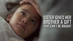 This little girl teaches her family that the true measure of love, is to love ❤️ Watch this heartwarming story where a sister donates a kidney to her brother. Back Hurts, It Hurts, Relationship Tips, Relationships, Motivational Videos, Financial Tips, Her Brother, True Love, Acting