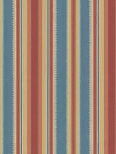 Colonial Stripe - Morocco