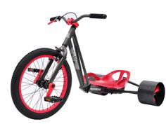 "kunstform?! ""Notorious"" BMX Drift Trike -black/red"