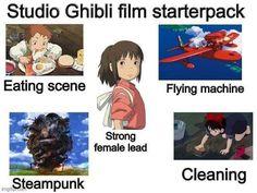 Studio Ghibli, Comic Sans, Steampunk, Scene, Family Guy, Comics, Film, Fictional Characters, Fan Art