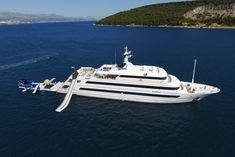 Launched in 2015, superyacht KATINA is a beautiful 60-metre vessel, built by the Croatian shipyard #Brodosplit. She has been designed to be one of the most exclusive motor yachts available for charter in Croatia or anywhere in the world. 🌞