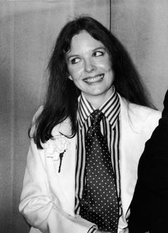 PHOTOS: The Many Looks That Made Diane Keaton An Unlikely Style Icon