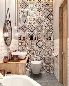 Small Master Bathroom Decor on a Budget - Onechitecture - Bathroom Ideas Diy Bathroom Decor, Budget Bathroom, Modern Bathroom Design, Bathroom Colors, Bathroom Interior Design, Bathroom Ideas, Bathroom Small, Bath Design, Bathroom Remodeling