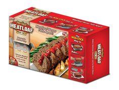 Perfect Meatloaf Pan Set