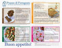 Avete già pensato al menu di #Ferragosto? Noi sì: la nostra Léia Silva ha preparato per voi un'ottima  #RicettaVeg. Buon appetito!