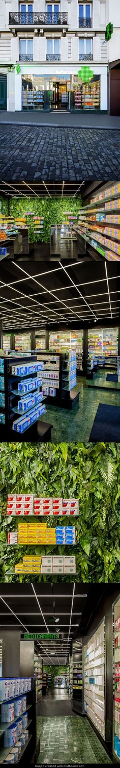 Ma pharmacie 44 rue Faubourg du Temple 75011 Paris A new concept of pharmacy! - created via http://pinthemall.net