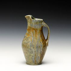 Matthew Schiemann Ceramic Pitcher, Ceramic Teapots, Ceramic Pottery, Ceramic Art, Vases, Tea Pots, Bottles, Clay, Calla Lilies
