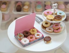 Sweet Petite Saturday Morning Doughnuts for by SweetPetiteShoppe