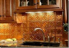 warmer kitchen feel
