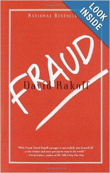 Fraud: Essays: David Rakoff: 9780767906319: Amazon.com: Books