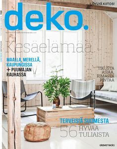 DEKO'S PRINT MAGAZINE 6 14 OUT NOW!