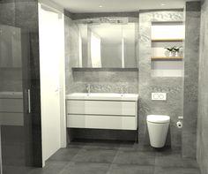 Badkamer 3D visualisatie - behoud de vrijheid van leverancier door ...