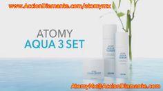 Atomy Aqua Set de 3 Atomy http://www.AccionDiamante.com/atomymx