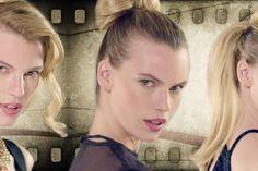 Jaký je můj tvar obličeje? | VLASY A ÚČESY Elite Model Look, Tvar, Victoria, Victoria Plum, Victoria Falls