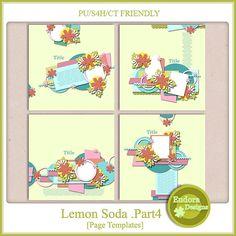 Lemon Soda Part4 | Eudora Designs