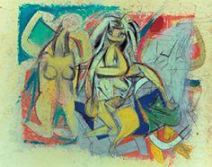SFMOMA | Exhibitions + Events | Calendar | Willem de Kooning ...