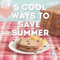 5 Cool Ways to Save Summer