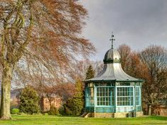 Bandstand in Weston Park #socialsheffield #sheffield