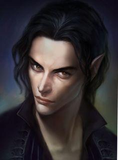 fantasy character portrait - Pesquisa Google