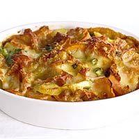 Recept - Kaas-aardappelschotel - Allerhande