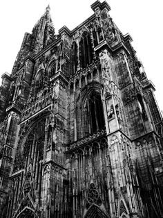 Story inspiration: Gothic architecture