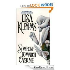 This is the first book in Lisa Kleypas's Bow Street series, you can't go wrong with Lisa Kleypas!