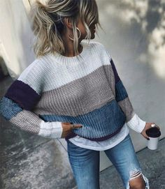 Winter Fashion Trends 2020 for Casual Outfits Pullover Mode, Pullover Sweaters, Women's Sweaters, Winter Sweaters, Cheap Sweaters, Fleece Sweater, Winter Coats, Cute Fall Sweaters, Mode Outfits
